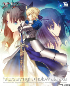 Fate stay night+hollow