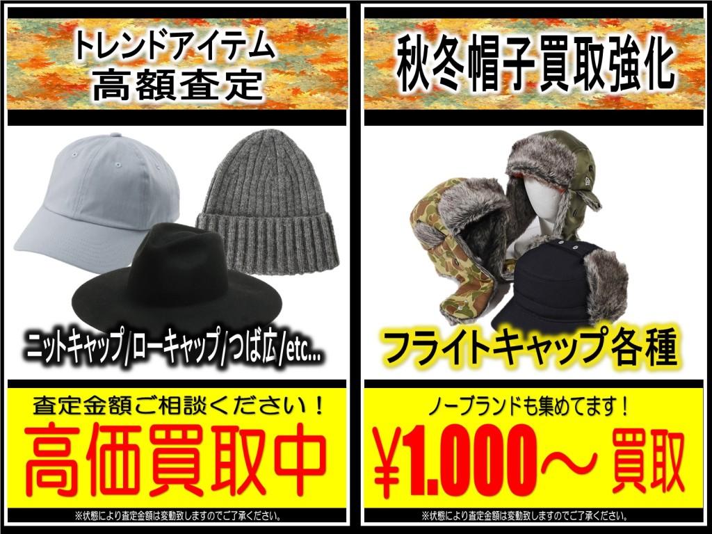 帽子単品②